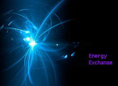 The concept of energy exchange in the new paradigm